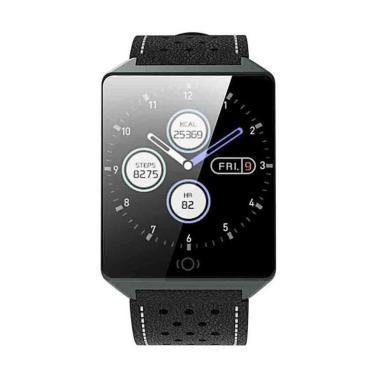 harga Bluelans Waterproof Heart Rate Monitor Phone Remind Pedometer Sports Smart Wrist Watch Blibli.com