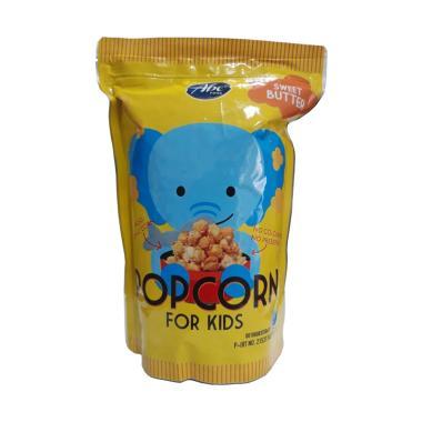 harga Abe Food Popcorn Sweet Butter Snack Anak [80 g] Blibli.com