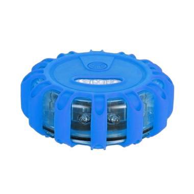 harga Bluelans LED Magnetic Circular Emergency Flashing Warning Lamp Blibli.com