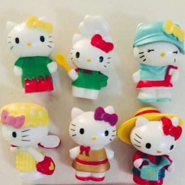 harga OEM Hello Kitty Topper Kue Action Figure Blibli.com