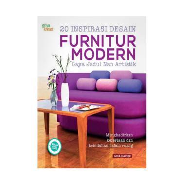 harga Griya Kreasi 20 Inspirasi Desain Furnitur Modern Gaya Jadul Nan Artistik Buku Design Blibli.com