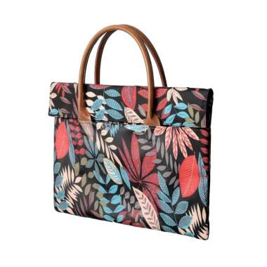 harga Bag Zone Forest Leaves Printed Softcase Jinjing Tas Laptop [All Laptop Size 14 Inch] Blibli.com