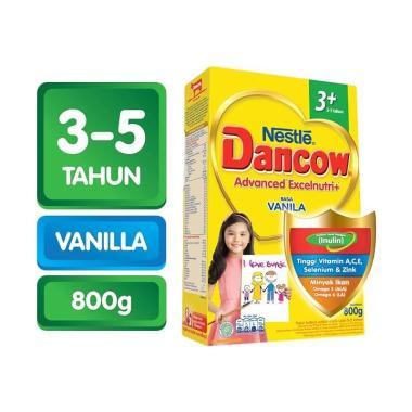 WHS - SMG-JOG-SOLO - Dancow Vanila 3+ Susu Formula [800 g]