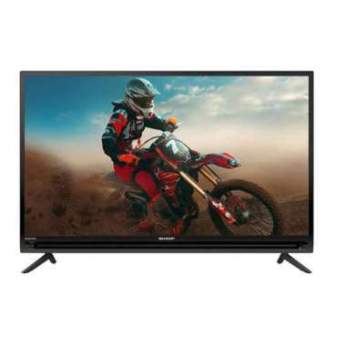 harga SHARP LC 32 SA 4101 I AQUOS / 32 IN LED TV + USB MOVIE / TELEVISI 32 INCH / LC32SA4101I HITAM Surabaya Blibli.com