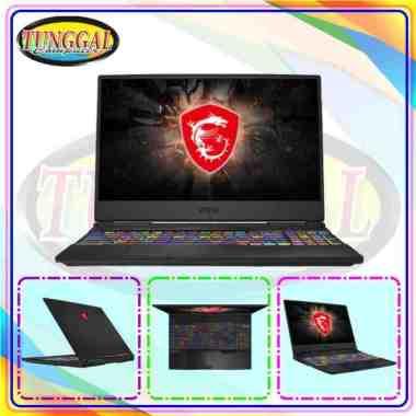 harga MSI Notebook GL65 9SDK [9S7-16U512-232] INTEL I7-9750H,DDR4 8GB,SSD 512GB,ECB,NVIDIA GFORCE GTX1660TI 6GB DDR5,15.6