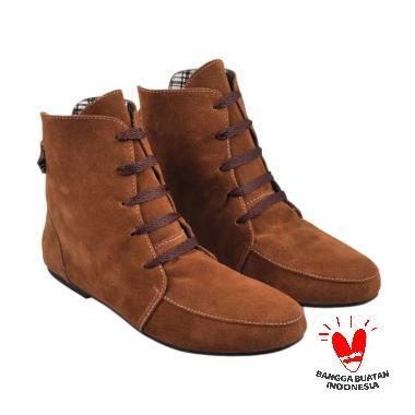 CBR Six TNC 001 Sepatu Boots Wanita