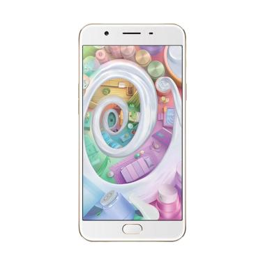 OPPO F1S Smartphone - Rose Gold [64GB/ 4GB]