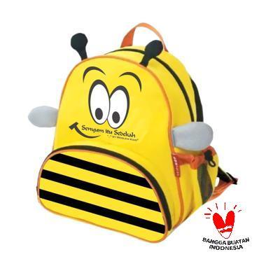 Uliandra Smile Bee 1 Tas Ransel Anak