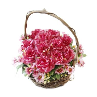Vintage Story VS Flower Wedding Rose-4 Artificial Flower