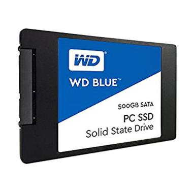 Western Digital WD SATA SSD - Blue [500 GB/2.5 Inch 7mm]