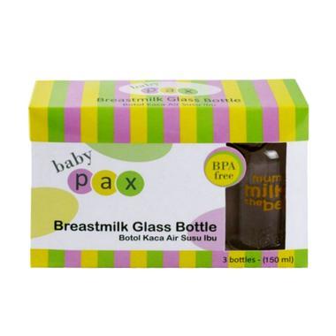 Baby Pax Botol Penyimpan ASIP [150 mL]