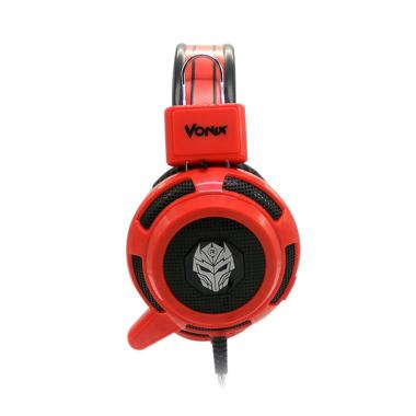 Rexus F-26 Vonix Gaming Headset  - Red