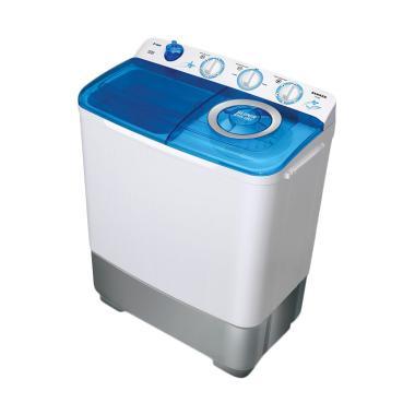 Sanken TW-882 Mesin Cuci 2 Tabung - Biru
