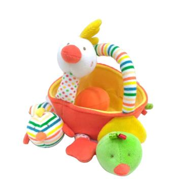 Agabang Cluck Complex Toy Mainan Bayi