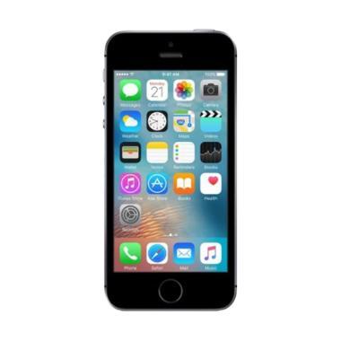 Jual Apple iPhone SE 64 GB Smartphone - Grey Harga Rp Segera Hadir. Beli Sekarang dan Dapatkan Diskonnya.