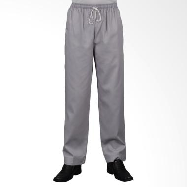 Arafah Long Pants Celana Muslim - Grey