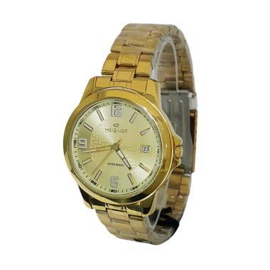 Hegner Analog 600044 Jam Tangan Wanita - Gold