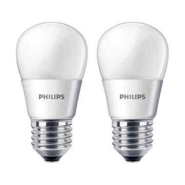 Philips LED Bulb A60 Putih Lampu [13 Watt/2 Pcs] ... Rp 199.900. (6) · PHILIPS/Philip ...
