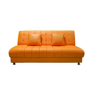 Aim Living Ultra Sofa Bed - Orange