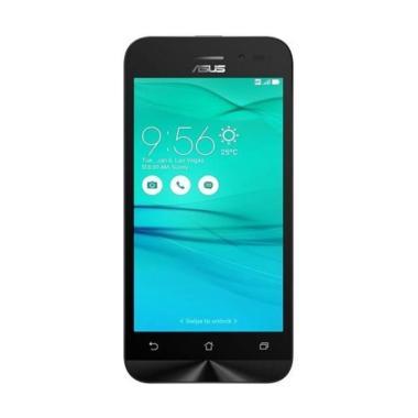 Asus Zenfone Go ZB452KG Smartphone - Silver [8GB/ RAM 1GB]