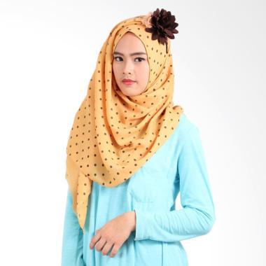 Helwa Tierack Hijab Pashmina - Mustard