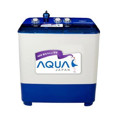 Sanyo Aqua QW870XT Mesin Cuci [2 Tabung]