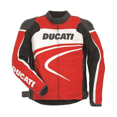 Ducati Sport C2 Men Jaket Motor - Red