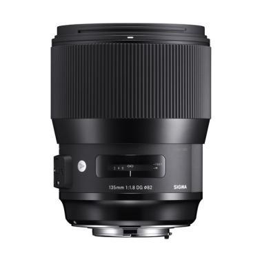 Sigma Lens 135mm F/1.8 DG HSM Art Lensa Kamera for Nikon F