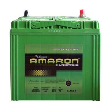 Amaron Maintenance NS60 Aki Mobil [12 V/45 Ah]