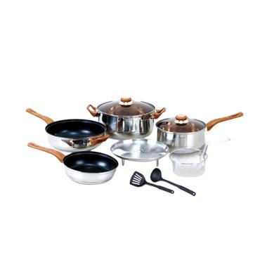 Oxone OX-911 Basic Cookware Set Panci