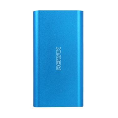 Jual Remax Vanguard Powerbank - Biru [10000 mAh] Harga Rp Segera Hadir. Beli Sekarang dan Dapatkan Diskonnya.