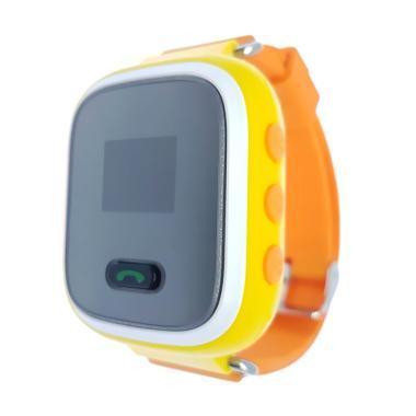 wonlex Gps Gw900 Jam Tangan Anak - Orange