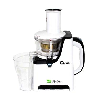 Oxone OX-865 Eco Slow Juicer - Putih