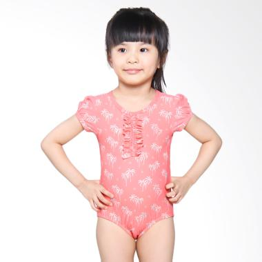 Roxy Kids S/S K SFSH MJJ6 Palmy Tiny Baju Renang Anak