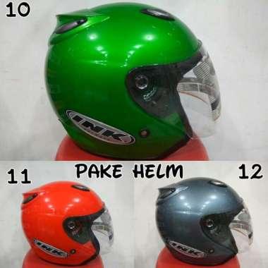 harga Helm Ink Centro Jet Solid Original 100% Terbaik Semua Ukuran Multicolor Blibli.com