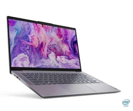harga Lenovo IdeaPad 5 14IIL05 Notebook - [ i5-1035G1 8GB 512SSD VGA Win10+OHS ] 81YH00K6ID - Platinum Grey Blibli.com