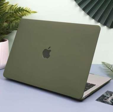 harga Macbook Case Sand Cover Laptop | Hard Cover Macbook Pro dan Air MG MIDNIGHT GREEN [ Pro M1 A2338 ] Blibli.com