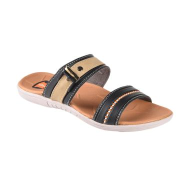 Carvil Rembo-822T Kids Boy Casual Sandal Anak - Black