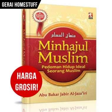 Kitab Minhajul Muslim Pedoman Hidup Ideal Seorang Muslim Penerbit Insan Kamil