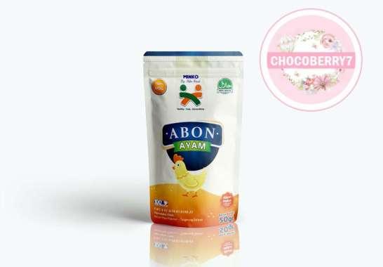 harga Aiko Abon MPASI non MSG non pengawet non minyak - Ayam Blibli.com