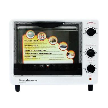 Maspion MOT-600 Oven Toaster Listrik [20 L]