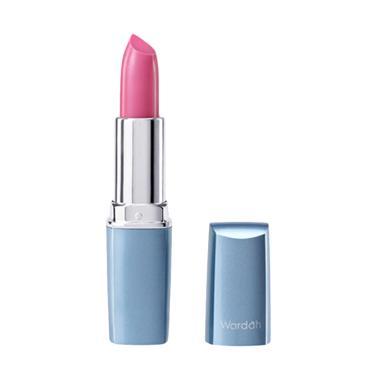 Wardah Hydrogloss Lipstick - 01 Invisible Pink - 3.8gr