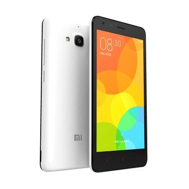 Xiaomi Redmi 2 Prime Smartphone - White [16GB/2GB]