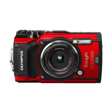 Olympus TG-5 Kamera Pocket - Red
