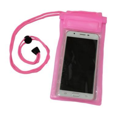 Winner Waterproof Case for Smartphone - Pink