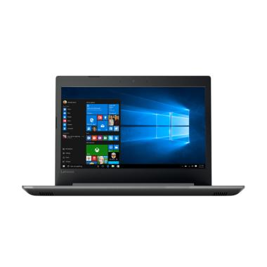 harga Lenovo IP320-14AST (80XU0042ID), Notebook - Black [AMD A4-9120 2,2Ghz/4 GB/500GB/14 Inch/Win 10] Blibli.com