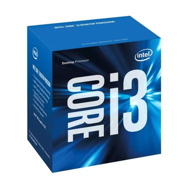 Intel Prosesor Core i3-6100 Komponen [3.7GHZ/LGA1151]