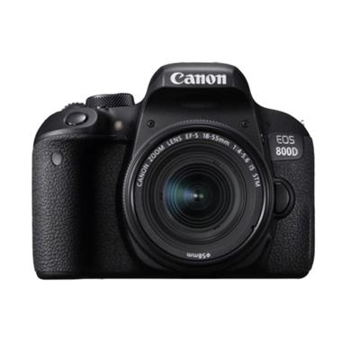 Canon EOS 800D Kit 18-135mm WiFi Kamera DSLR
