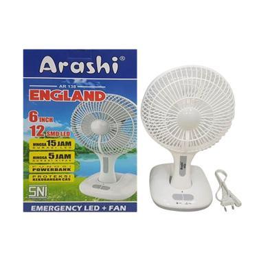 Arashi AR138 Emergency Fan LED Lamp