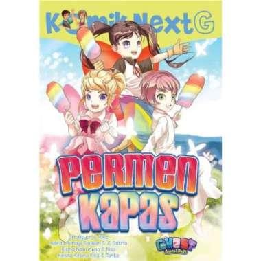 harga Buku Mizan Komik Next G Permen Kapas Blibli.com